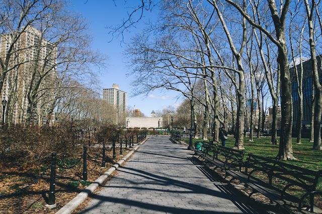 キャッドマン・プラザ・パーク(Cadman Plaza Park)