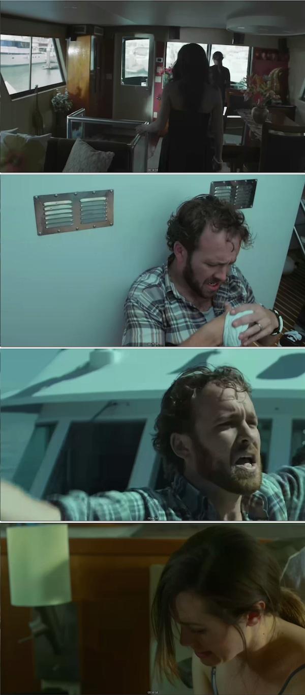 Ghost Boat (2014) BluRay 720p