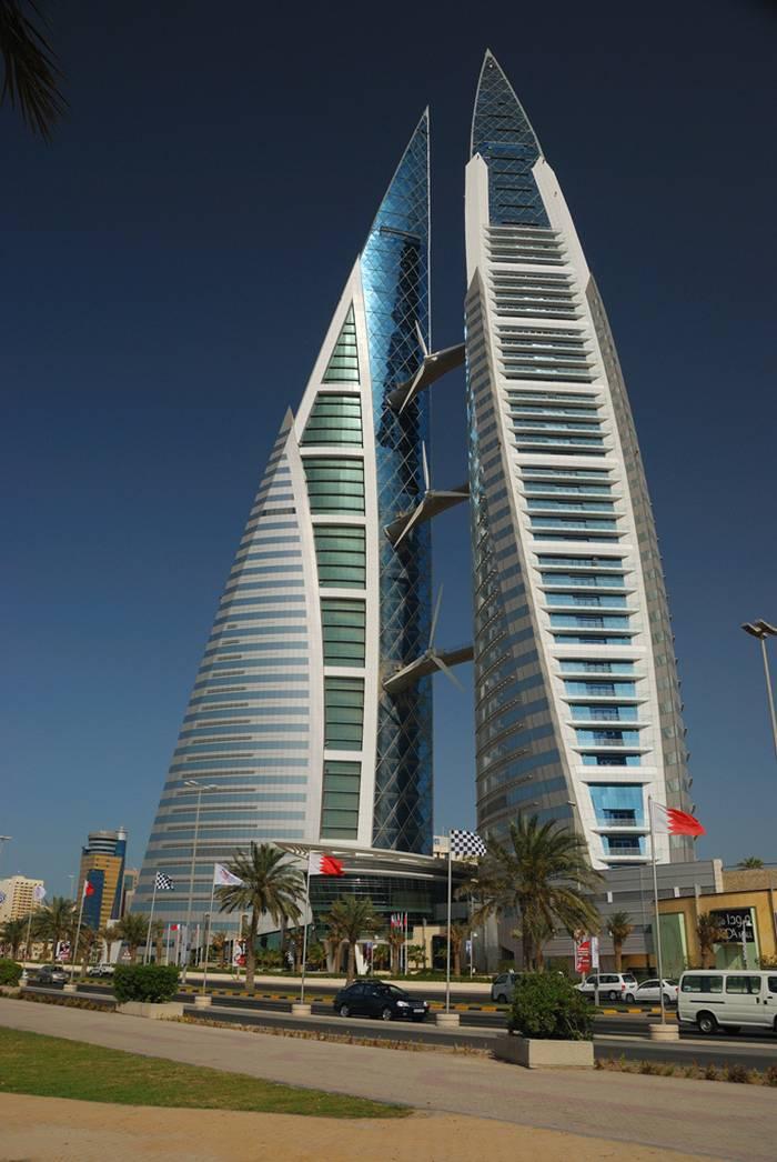 Bahrain World Trade Center Ritemail
