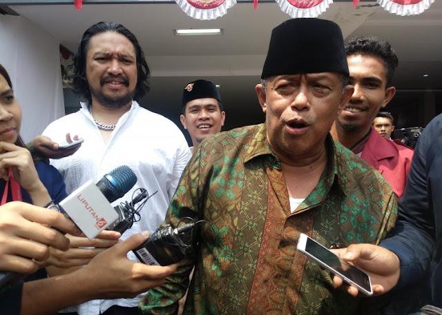 Capresnya Dipolisikan, Djoko Santoso: Itu Politis agar Prabowo Diam