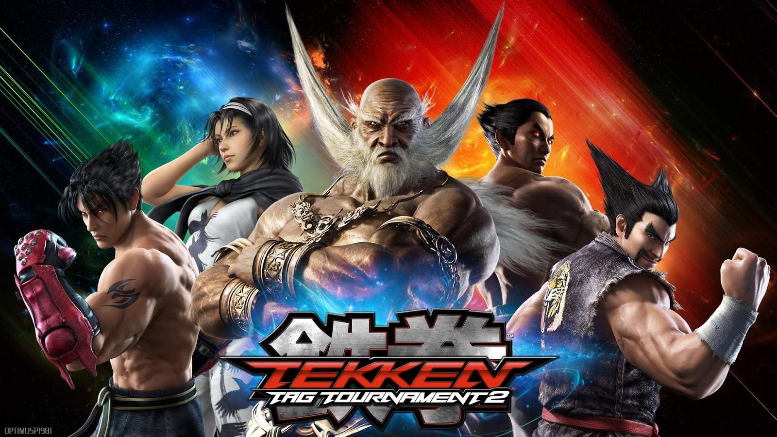 Tekken tag tournament 1 download for pc apunkagames