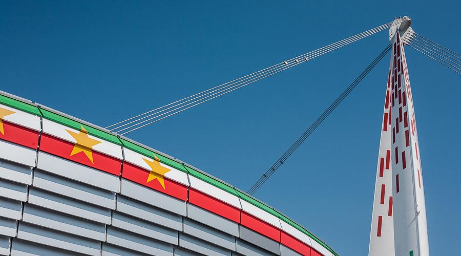 juventus stadium tour architettura