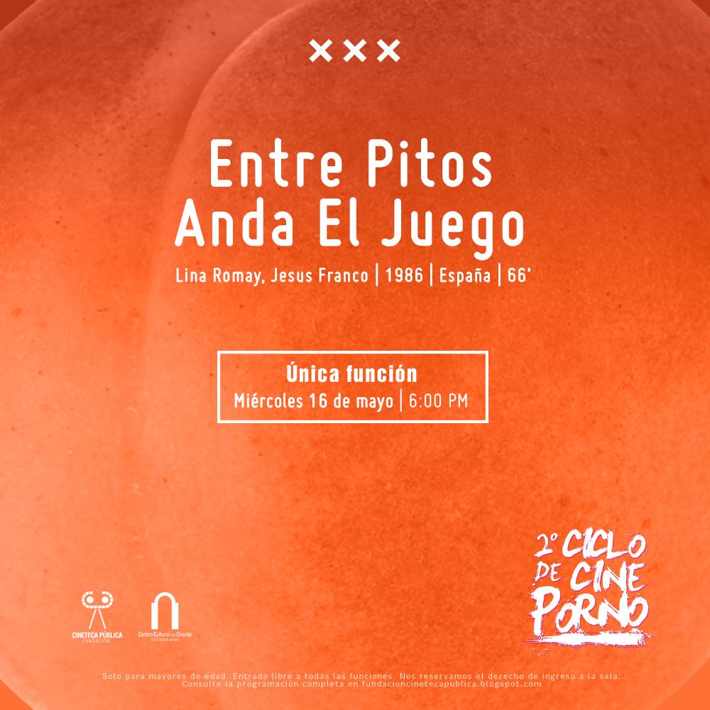 Cariñitosteatro Porno fundaciÓn cineteca pÚblica : virus tropical en la cineteca
