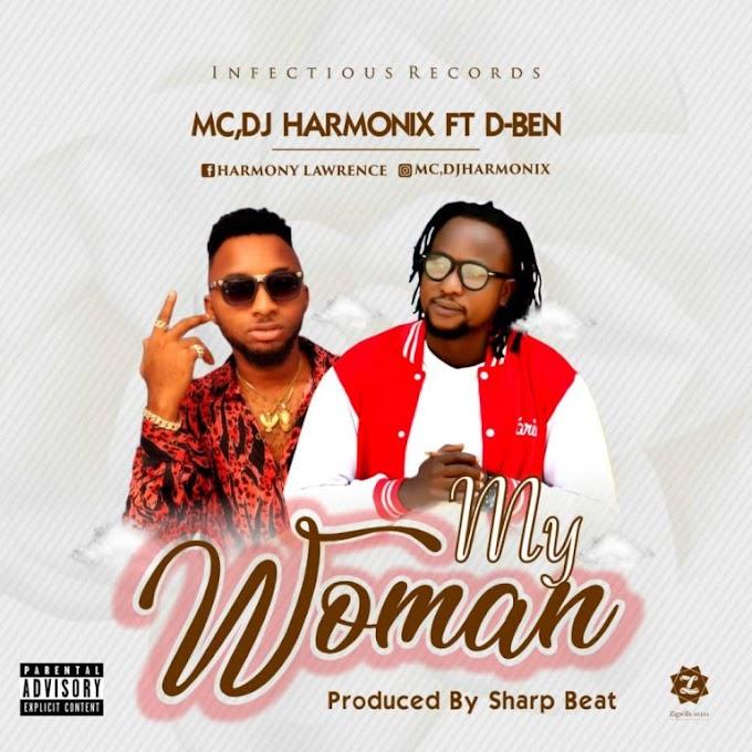 Music:DJ Harmonix Ft D Ben – My Woman