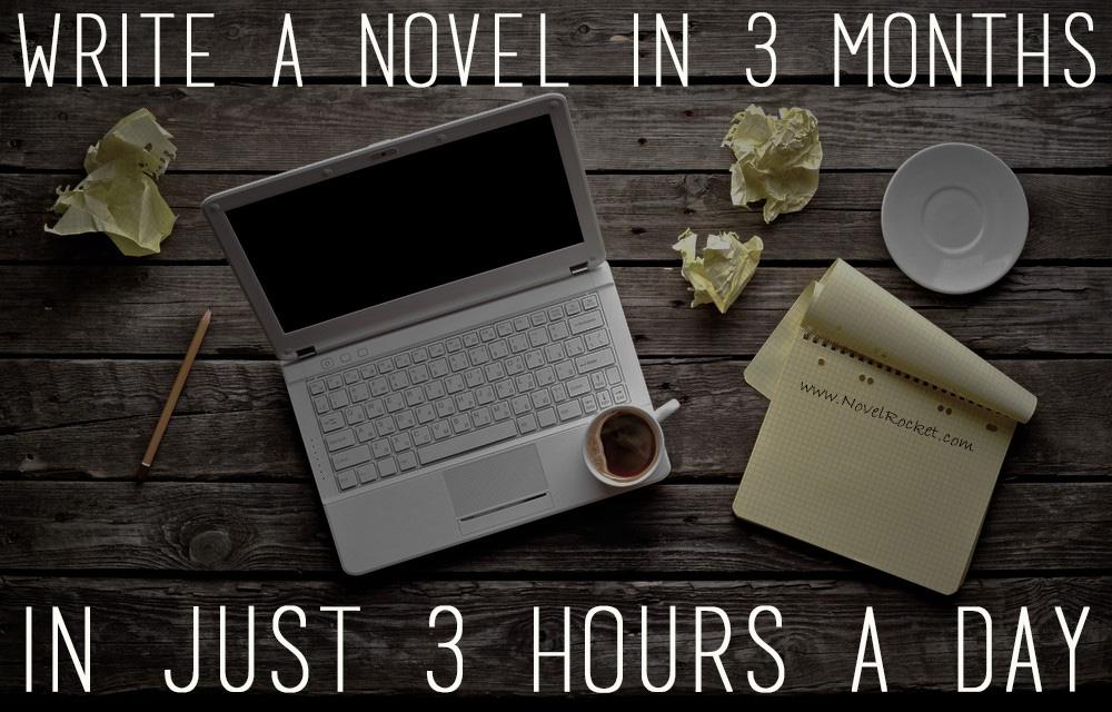 novel writing challenge