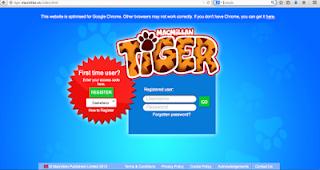 http://tiger.macmillan.es/index.html
