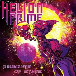 """Το τραγούδι των Helion Prime """"Remnants Of Stars"""" από το ομότιτλο single"""