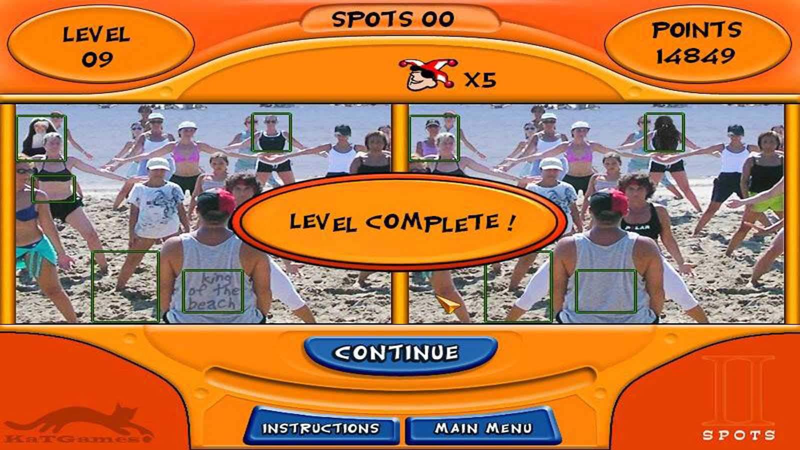 تحميل لعبة 5 Spots مضغوطة برابط واحد مباشر كاملة مجانا