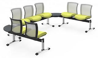 Global Vion Beam Seating