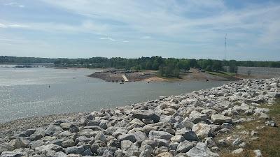 Engineer Point boat ramp Sardis Lake