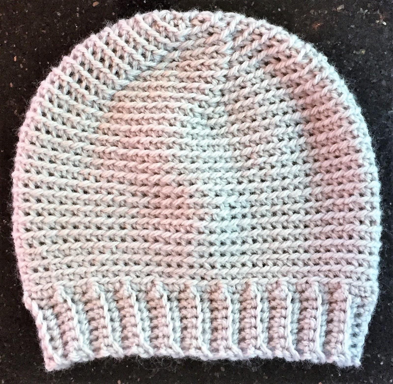 Sea Trail Grandmas Free Crochet Preemie And Newborn Hat Patterns