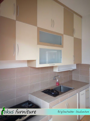 Kitchen set di jl pengantin ali Ciracas