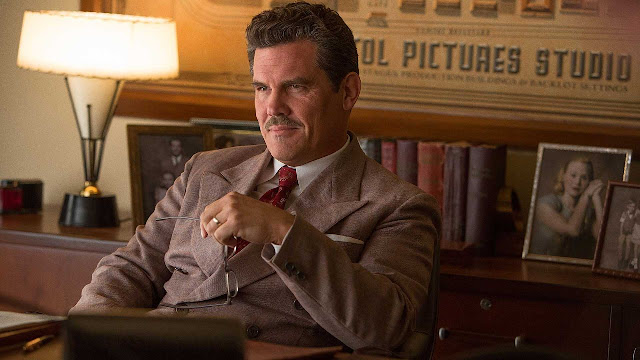 Josh Brolin stars as Eddie Mannix, a Hollywood fixer