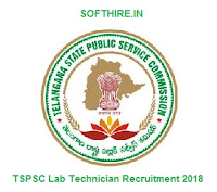 TSPSC Lab Technician Recruitment