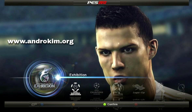 تحميل لعبة PES 12 مود PES 20 / Download PES 2012 MOD PES