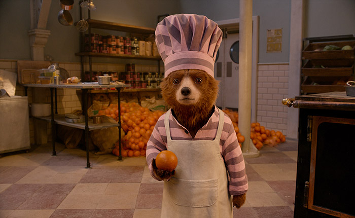 "Paddington voiced by BEN WHISHAW in the family adventure ""PADDINGTON 2,"" from Warner Bros. Pictures and STUDIOCANAL, in association with Anton Capital Entertainment S.C.A., a Warner Bros. Pictures release."