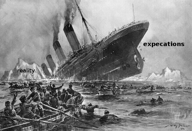 Wie Hoch War Die Titanic