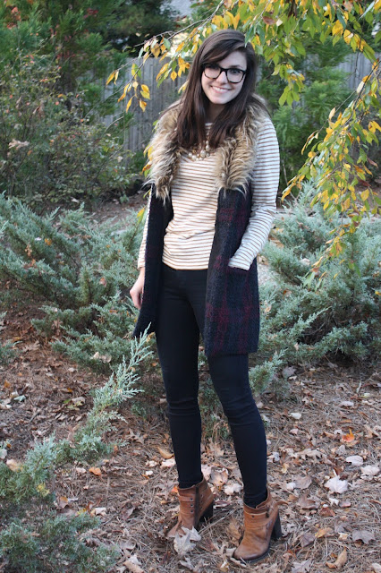 patterns, stripes, plaid, fur, fall