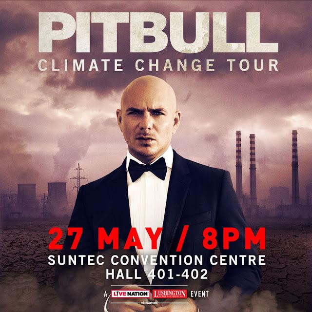 Pitbull Climate Change Tour