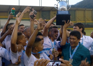Time do Barra Mansa Campeão 2014