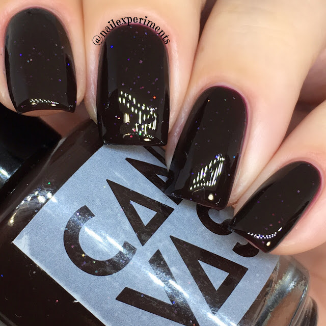 canvas lacquer kill the queen swatch