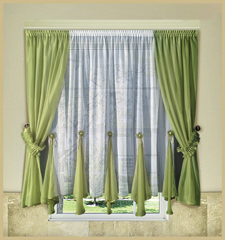 top tips to choose new kitchen curtains designs and blinds 2019