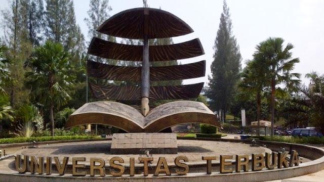 PENERIMAAN CALON MAHASISWA BARU ( UT)  UNIVERSITAS TERBUKA