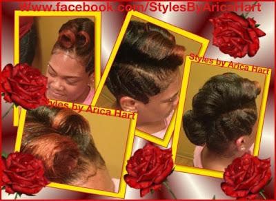 Vintage hairstyles, mohawk