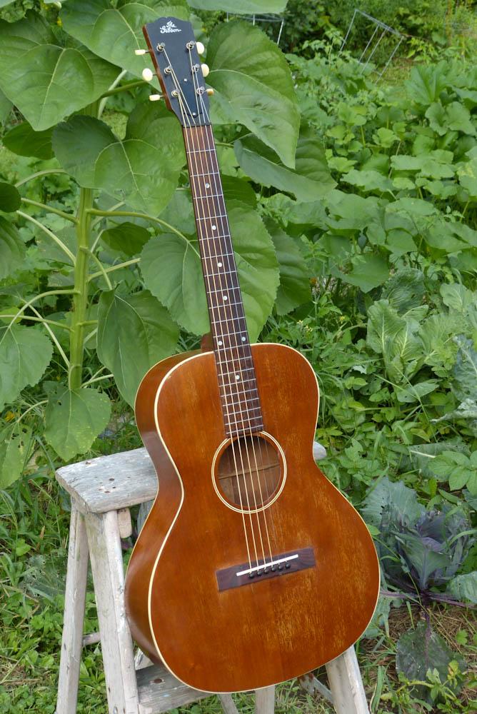 1930 gibson l 0 flattop 12 fret guitar. Black Bedroom Furniture Sets. Home Design Ideas