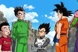 Dragon Ball Super Episode 30 Subtitle Indonesia