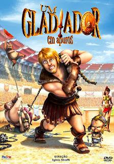Um Gladiador em Apuros - DVDRip Dublado