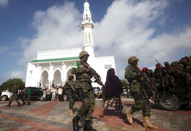 Mogadishu, Somalia Eid Al Adha celebrations