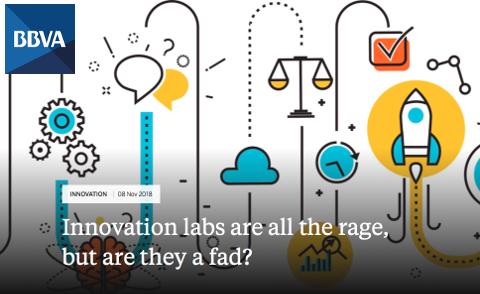 BBVA - Réflexions sur les labs d'innovation