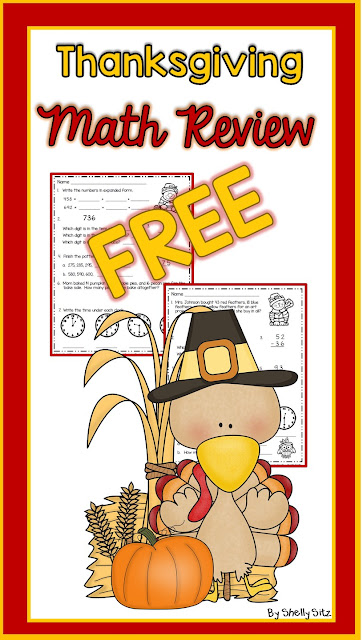 Free second grade math review
