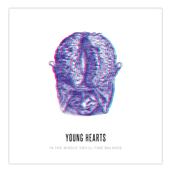 """Young Hearts stream new album """"In The Middle You'll Find Balance"""""""