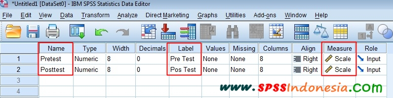 Cara Uji Paired Sample T-Test dan Interpretasi dengan SPSS