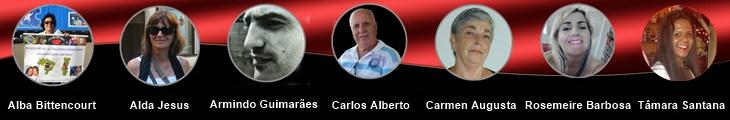 OS NOSSOS REDATORES PERMANENTES - Clique para ver o perfil