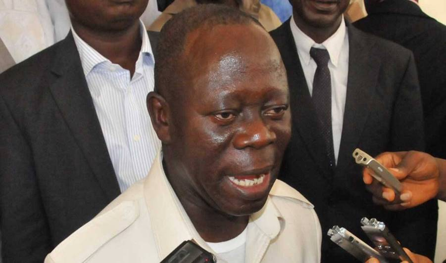 FHC Orders EFCC To Investigate Adams Oshiomhole Over Corruption Allegations