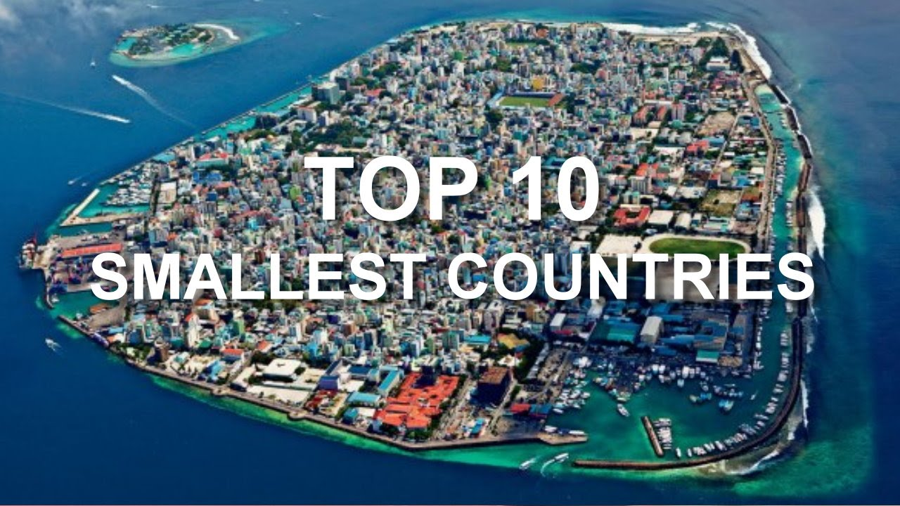 Top 10 Smallest Countries Of The World By Area Life In