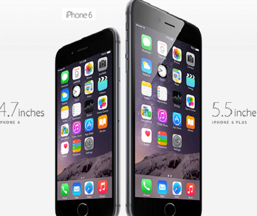 Every User's Eyes Are On Apple's Amazing New Release iPhone6 |  Omnie Solutions Blog - Web And Mobile Application Development Company