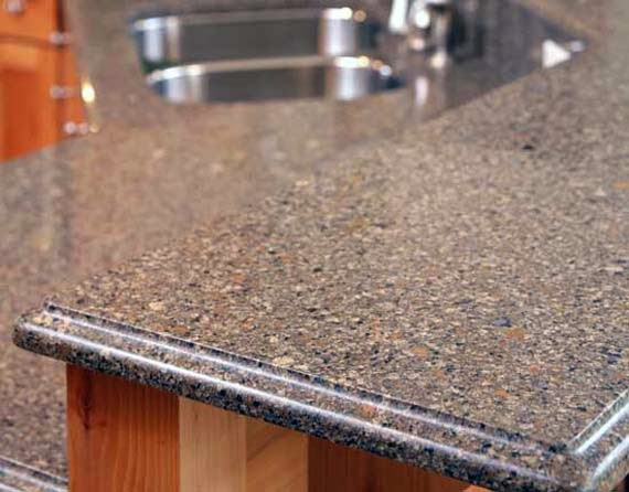 Silestone Solid Surface Countertops picture