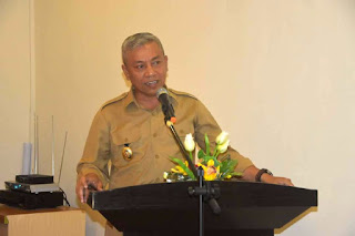 Pernyataan Aji Man Tentang Pemkot yang Tidak Pernah Menginformasikan Bantuan Bagi Korban Rumah Hanyut Banjir, Dianggap Bertentangan dengan Pernyataan Walikota Bima