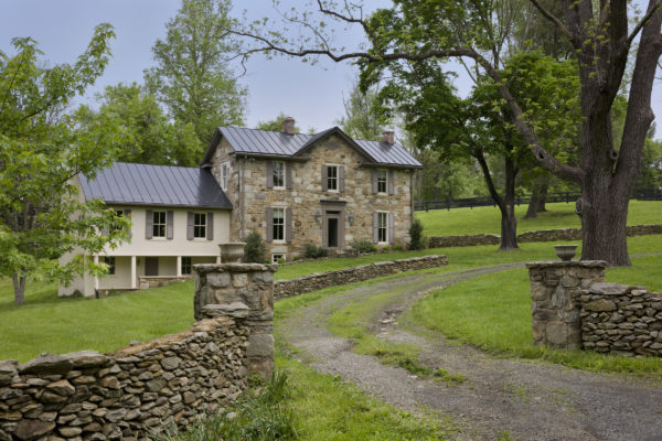 image result for timeless Belgian stone country house in Virginia