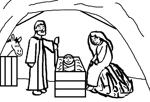 Sunday School Special: Jesus is Born: The Shepherds Story.