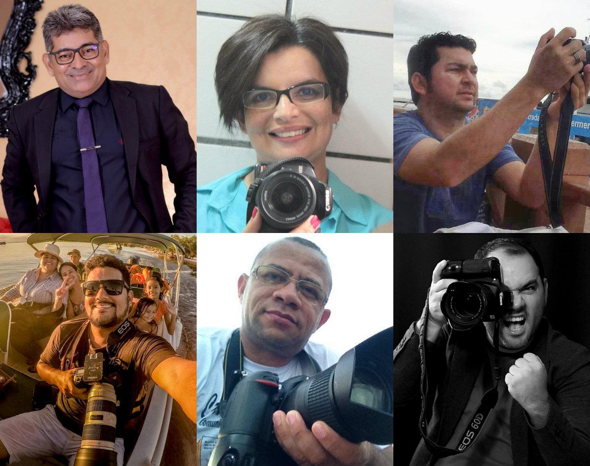 Dia Mundial da Fotografia. 6 fotógrafos que retratam as várias facetas do  Pará