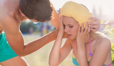 Ηλίαση: Ποια είναι τα συμπτώματα και ποιες οι πρώτες βοήθειες