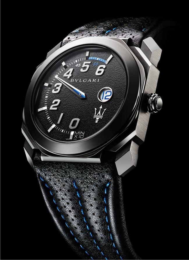 65c5e715ccc Neste relógio de 41 mm de diâmetro que é legível como um painel de bordo do  carro