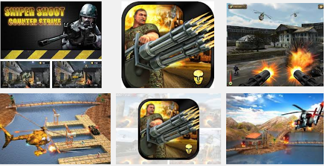 Gunship Counter Shooter Latest Version for Android Free Download