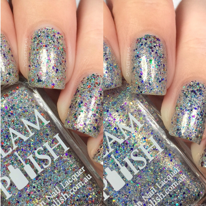 "Glam Polish ""I'd Have Ugly Nails Without Nikki"" Duo"