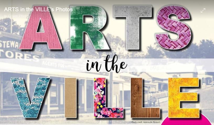 Arts In The Ville Facebook Page